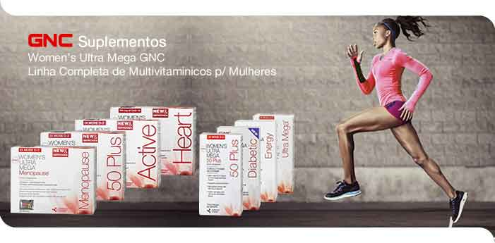 GNC womens ultra mega multivitaminico 90
